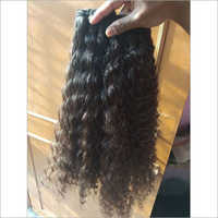 Indian Curly Human Hair Extensions