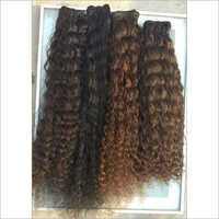 Indian Curly Remy Human Hair