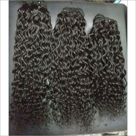Loose Curly Human Hair Extensions