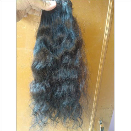 Natural Wavy Human Hair Extension