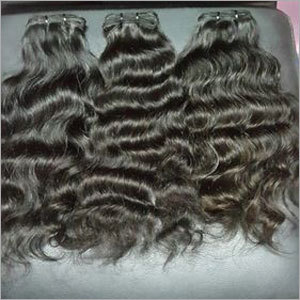 Indian Wavy Human Hair Extensions