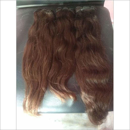 Raw Temple Wavy Hair Extensions