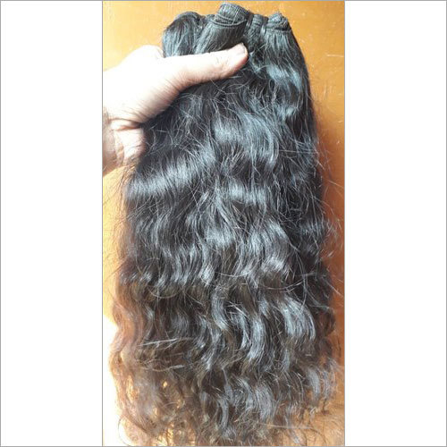 Indian Raw Natural Curly Hair Extension