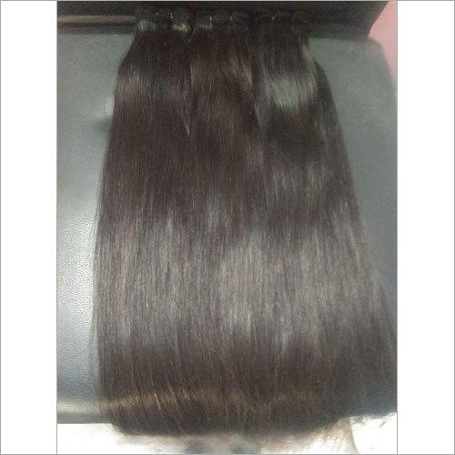 Black Natural Straight Hair