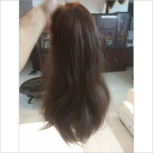 Brown Indian Human Hair Closure