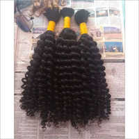 Brazilian Curly Bulk Human Hair Extensions