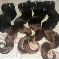 Golden Ombre Body Wave Hair