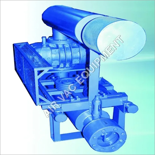 Compact Unit Blower Machine