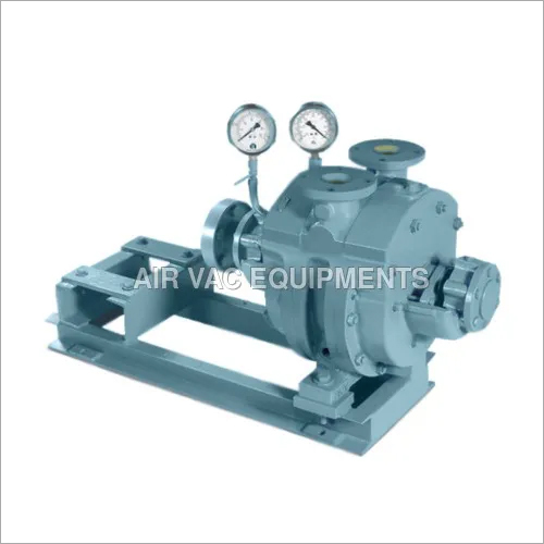 Water Ring Vacuum Pump And Spare