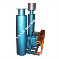 Twin Lobe Air Compressor