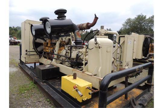 GENERATOR SET REPAIR CATERPILLAR 380 KVA