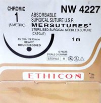 Ethicon Sterilised Surgical Gut Chromic (NW4227)