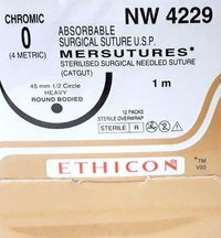 Ethicon Sterilised Surgical Gut Chromic (NW4229)