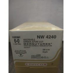 Ethicon Sterilised Surgical Gut Chromic (NW4240)
