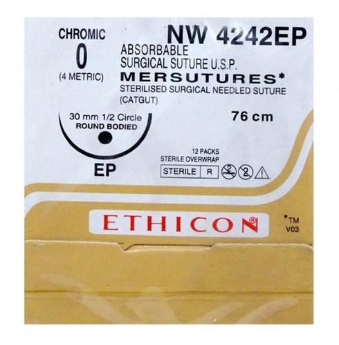 Ethicon Sterilised Surgical Gut Chromic (NW4242EP)