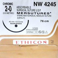 Ethicon Sterilised Surgical Gut Chromic (NW4245)