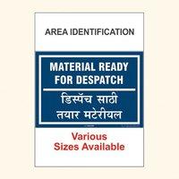 Area Identification Boards 07
