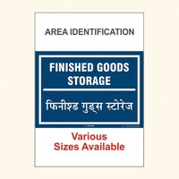 Area Identification Boards 24