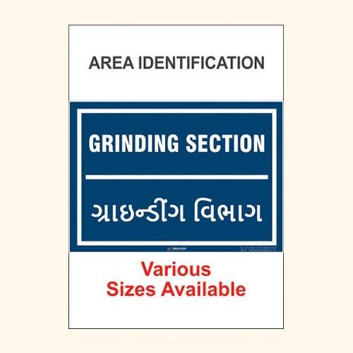 Area Identification Boards 32
