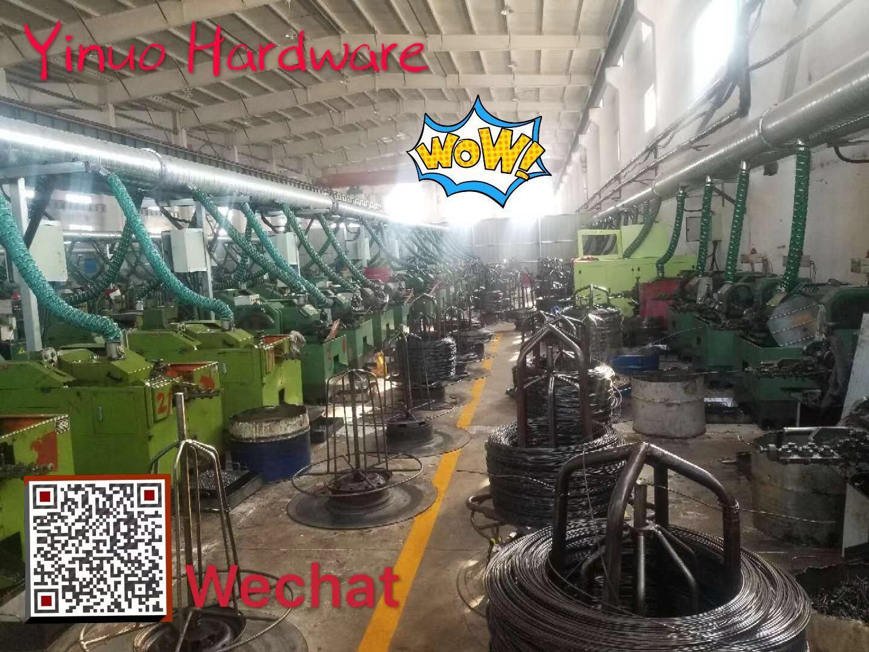 Factory Price High Quality Black Fine Thread Drywall Screw Phillips Flat Bugle  1