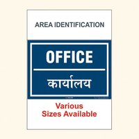 Area Identification Boards 78