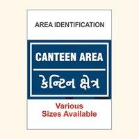 Area Identification Boards 88