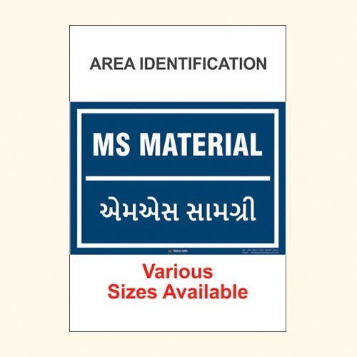 Area Identification Boards 151