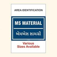 Area Identification Boards 151