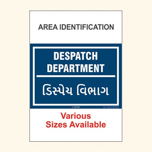 Area Identification Boards 155