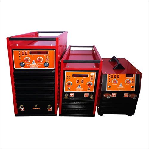 Heavy Duty MIG Welding Machine