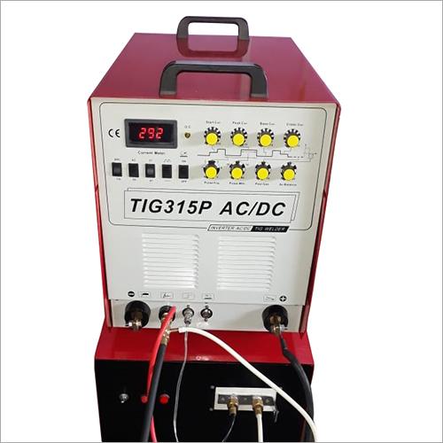 TIG AC - DC Welding Machine