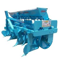 Bed Planter Seed Sowing Machine