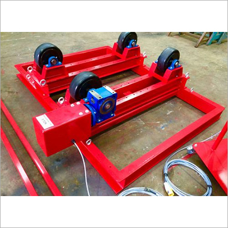 Welding Rotators