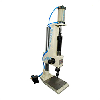 Pneumatic Operated Impact Press Machine