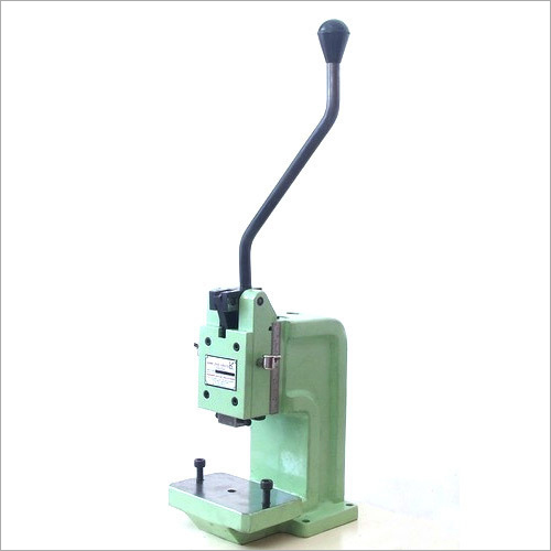 Hand Operated Toggle Press