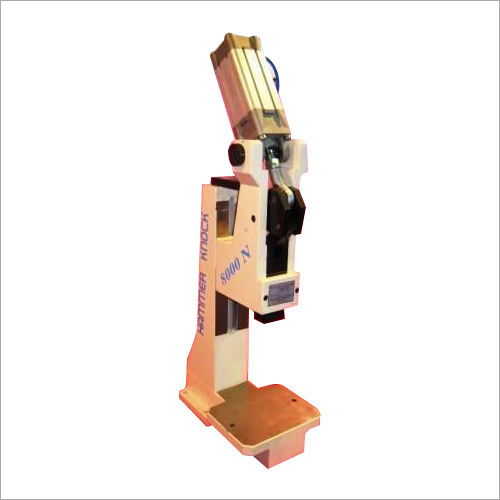 Pneumatic Toggle Press Machine