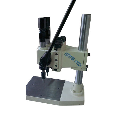Dual Head Impact Stamping Press