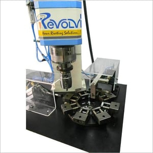Indexing Table Spin Riveting Machine