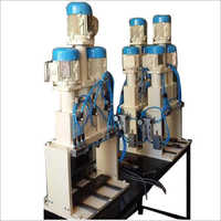 Multi Head Revolving Riveting Machine