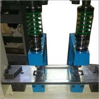 Manual Knock Punching Unit