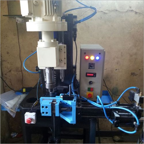 Plastic Spin Welding