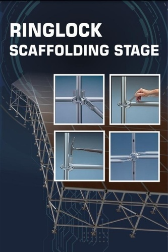 Ringlock Scaffolding Stage