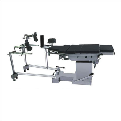 C-Arm Compatible Operating Table For Orthopadeic