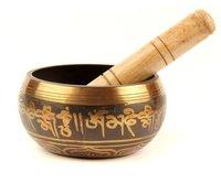 Beautiful Tibetan Singing Bowl