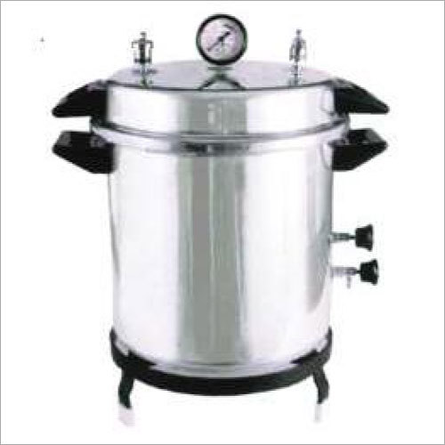 Autoclave (Portable) Single-Double Drum