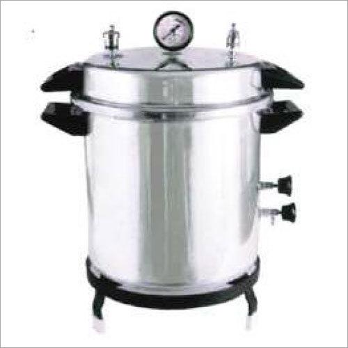 Autoclave (Portable) Single-Double Drum