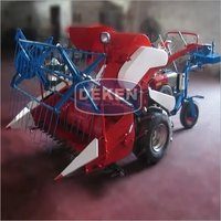 4LZ-0.5 Mini Rice Harvester