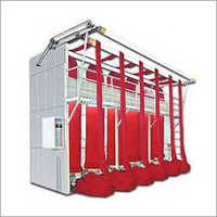 Balloon Pole Textile Dryer Machine