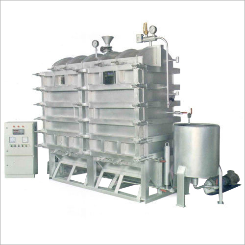 Acrylic Hank Yarn Dyeing Machine