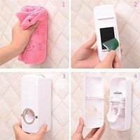 Tooth paste dispenser